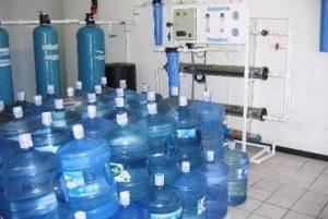 purificadoras de agua negocio