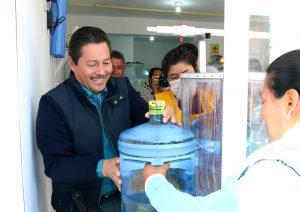 proyecto purificadora de agua