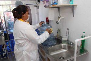 abrirán purificadoras de agua