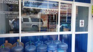 purificadoras de agua bajo lupa